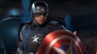 Marvel's Avengers seemingly has graphics modes on PS5, but not Xbox