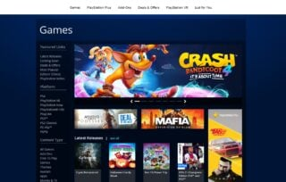 Users discover how to access the old PlayStation Store and buy PSP, PS3 and Vita games