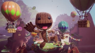 Sackboy PS5 Review: A lovely launch game that makes the most of DualSense