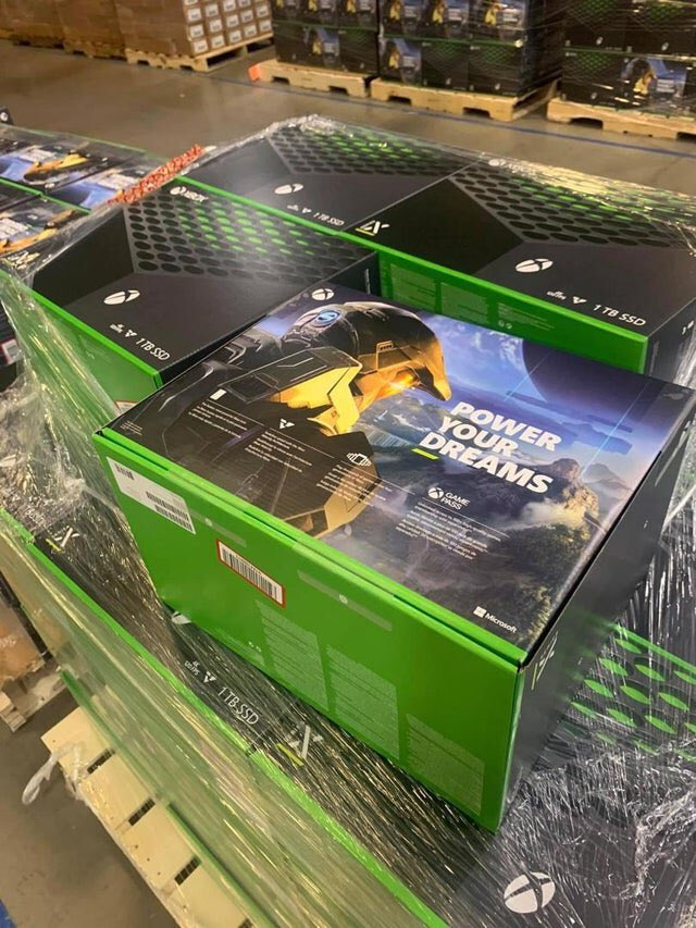 The First Xbox Series X Unboxing Video Has Been Published One Month Ahead Of Launch Vgc