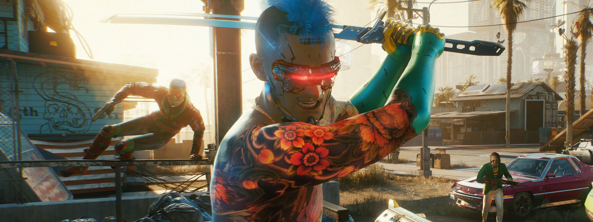 CD Projekt Red has delayed Cyberpunk 2077's DLC reveal until after release - Video Games Chronicle
