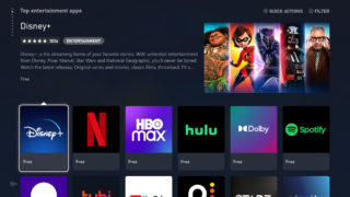 Xbox Series X/S launch apps confirmed including Netflix, Disney+ and Apple TV