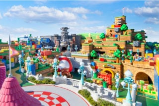 Nintendo theme park opening postponed again due to Japan's Covid emergency