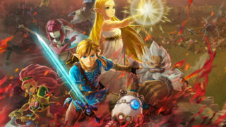 Hyrule Warriors: Age of Calamity is already Koei Tecmo's best-selling Warriors game
