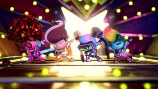 Sackboy A Big Adventure update adds online multiplayer including 10 new co-op levels