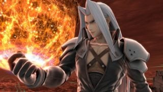 Smash Bros. players can unlock the Sephiroth DLC now ahead of its official release date