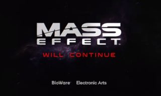 BioWare premieres the first Mass Effect 4 teaser trailer