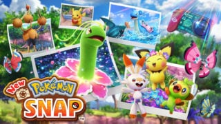 Nintendo announces surprise April release for New Pokémon Snap