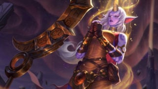 The League of Legends: Wild Rift open beta is launching in the Americas in March