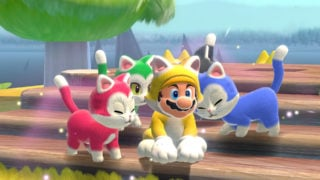 Super Mario 3D World + Bowser's Fury review published in Famitsu