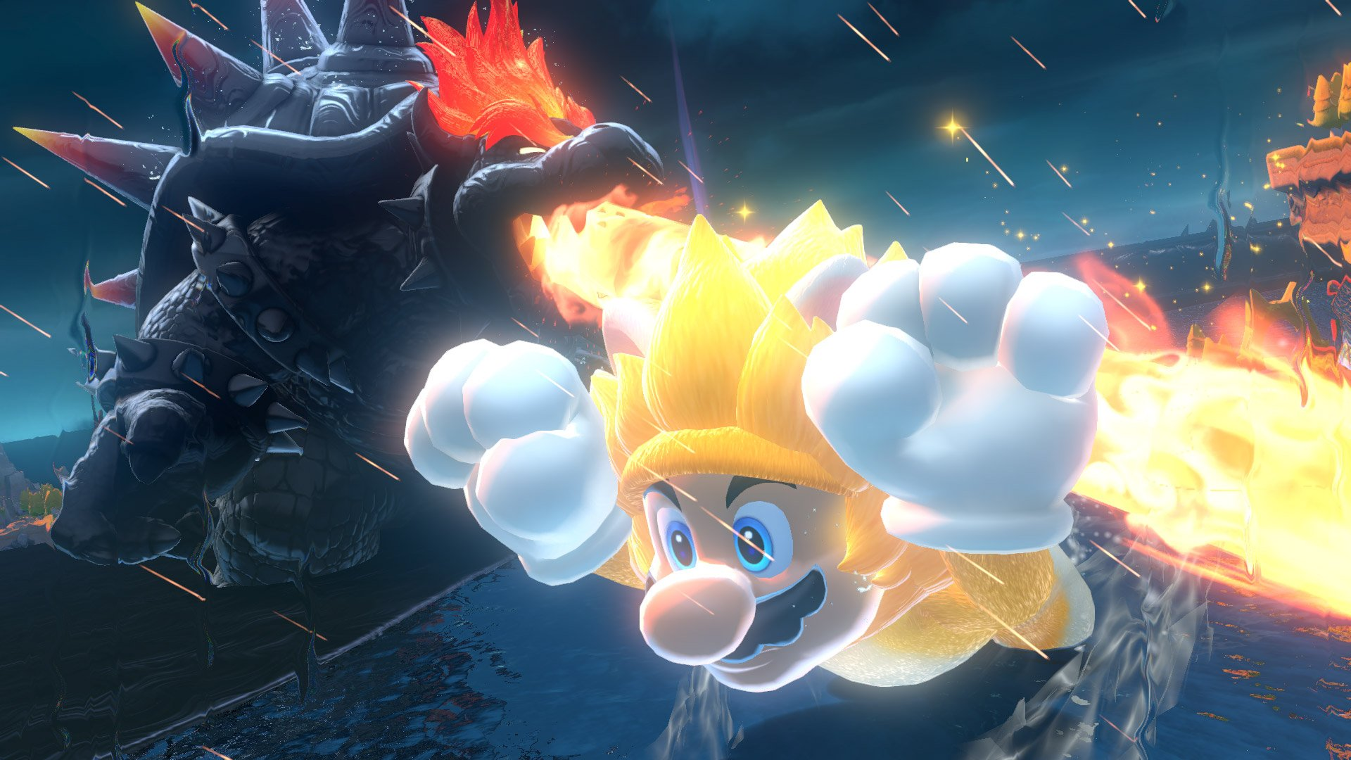 Gallery: Huge batch of Bowser's Fury screens show Mario's Switch adventure - Video Games Chronicle