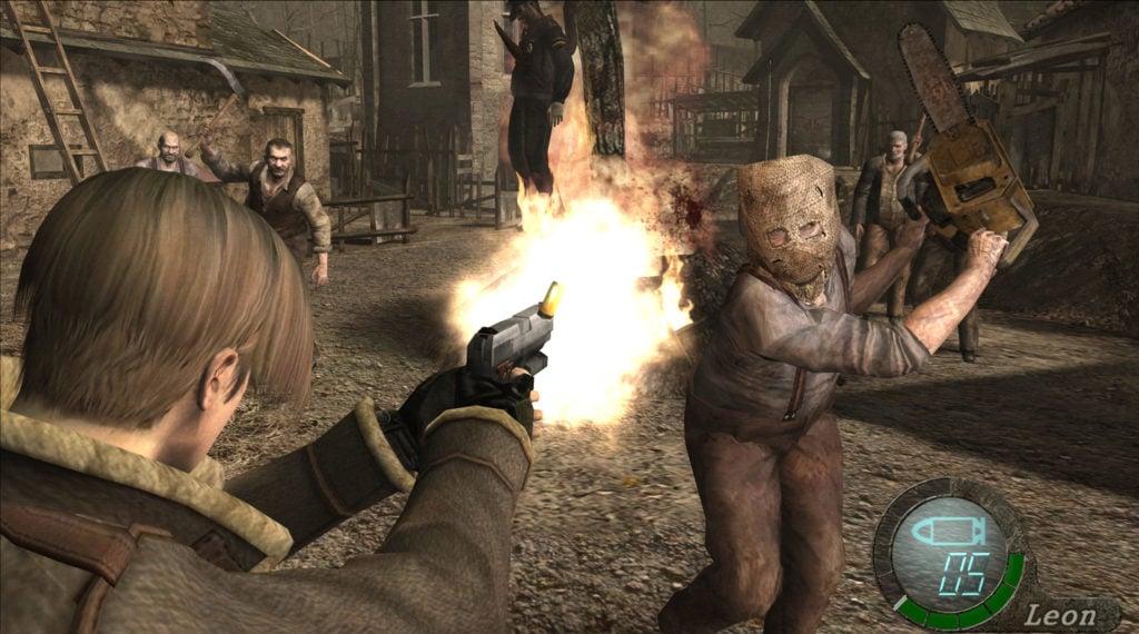 Vazado: Capcom reformulou seus planos para um remake de Resident Evil 4 1