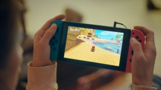 Nintendo outlines plans for Switch to overtake Wii's 100 million sales