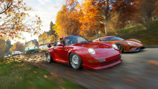 Forza Horizon 4 is coming to Steam in March
