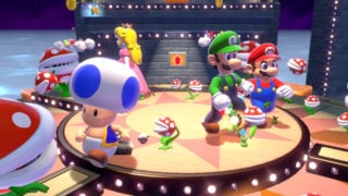 Mario 3D World files suggest Nintendo cancelled plans for an extra character