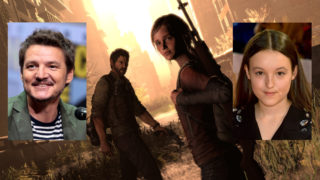 Game of Thrones stars confirmed as Joel and Ellie in HBO's The Last of Us