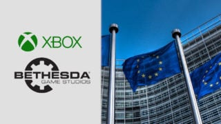The EU has approved Microsoft's acquisition of Bethesda parent ZeniMax