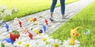 First details: Niantic's Pikmin mobile app has players growing seedlings by walking