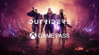 83% of Outriders' physical UK launch sales were on PlayStation