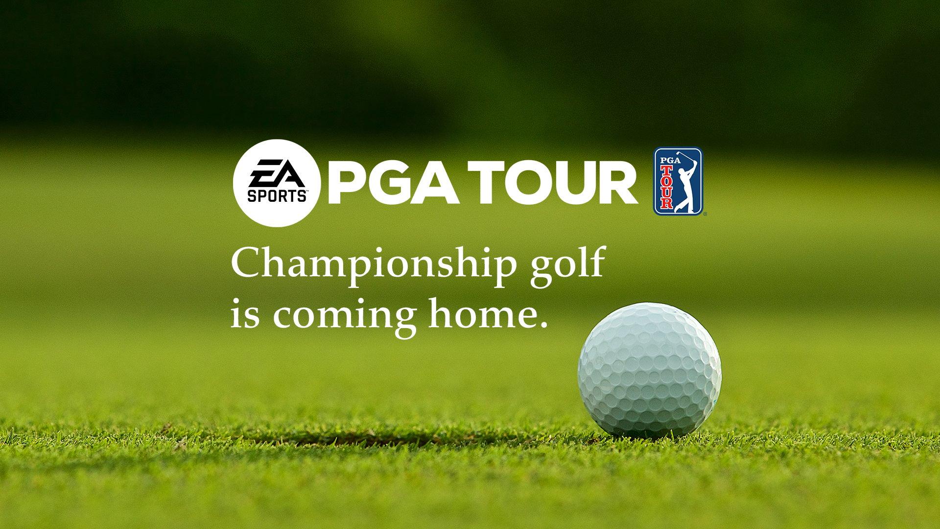 EA confirms Masters partnership for the new PGA Tour golf ...