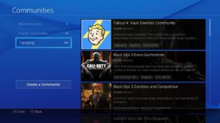 Sony confirms PS4's Communities feature is being axed