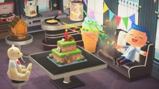 Animal Crossing's 1-year anniversary update includes new design features, tour creator site