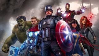 Avengers is making its heroes level up slower with the next-gen versions