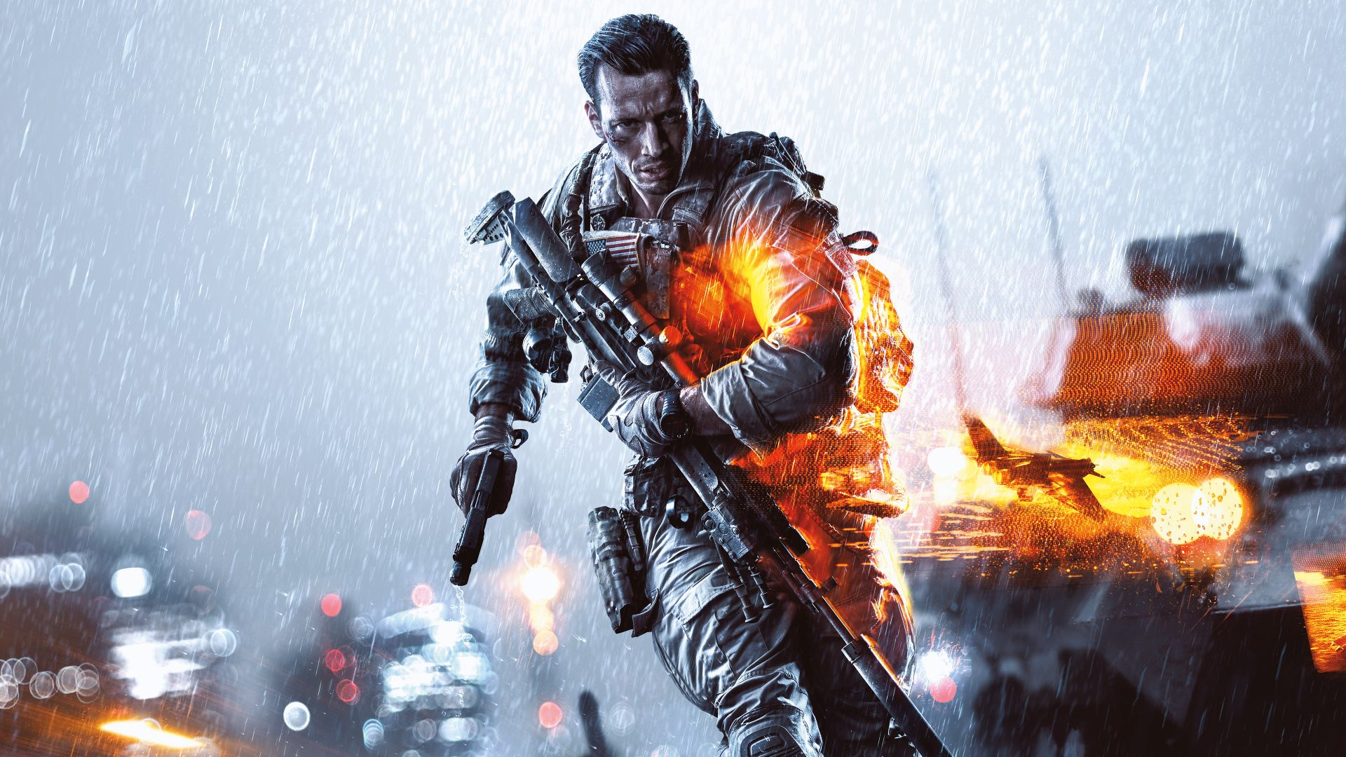 Battlefield 4 PC is currently free for Amazon Prime members