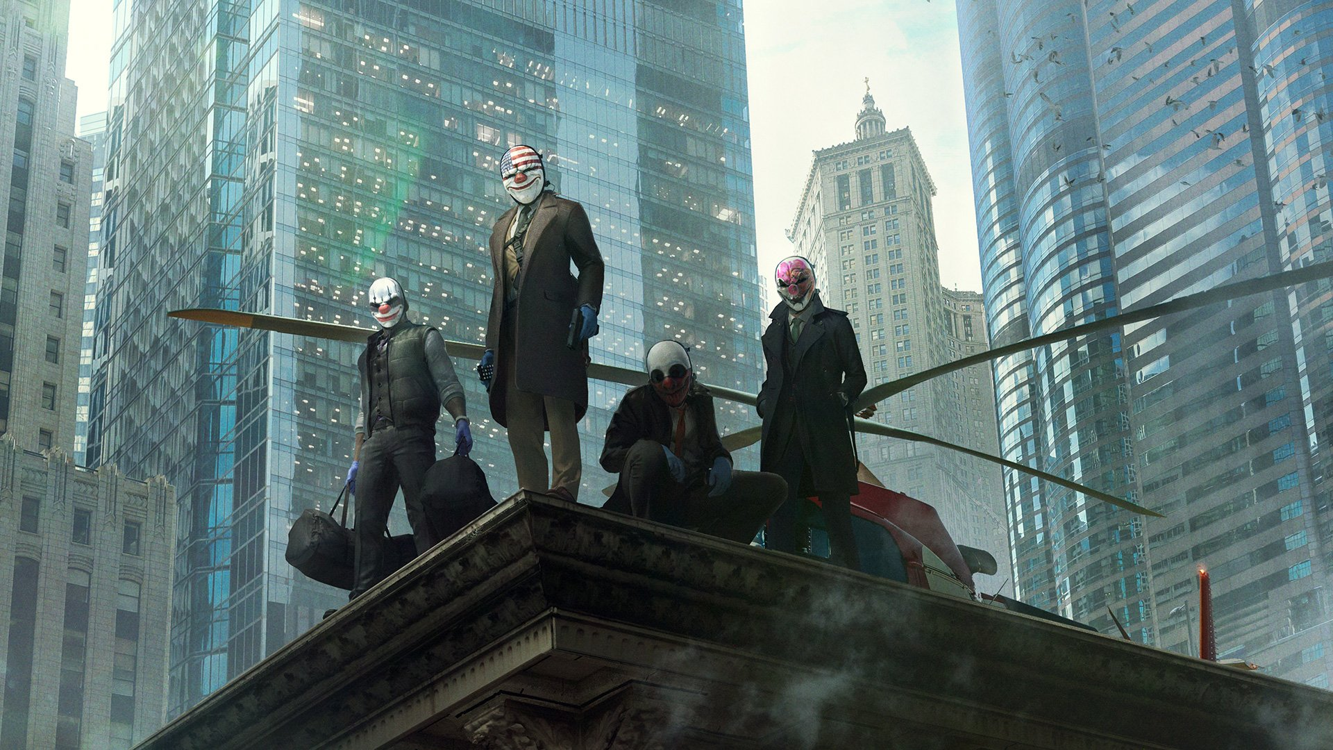 PayDay 3 is set to take place in New York, with the original gang to return - Video Games Chronicle