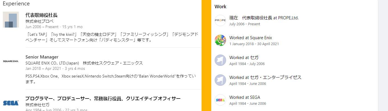 Создатель Sonic the Hedgehog ушёл из Square Enix после провала Balan Wonderworld