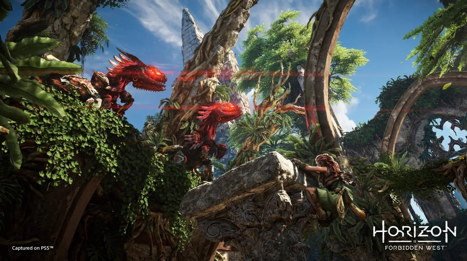 Guerrilla details new Horizon Forbidden West tools, weapons and skills - Video Games Chronicle